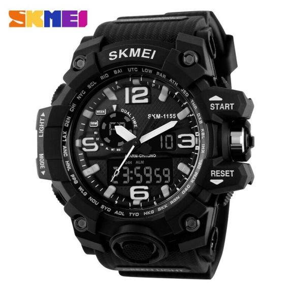 skmei-casual-men-leather-strap-watch-water-resistant-30m-ad1155-black-white-1