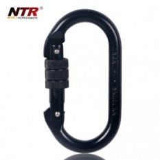 ntr-oval-quick-release-carabiner-screw-safety-lock-black-1